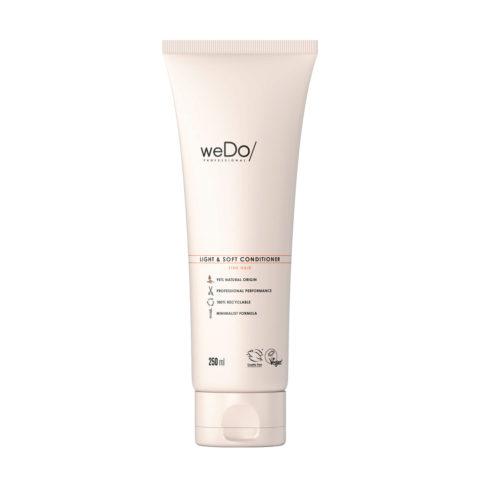 weDo Light & Soft Acondicionador Hidratante Para Cabello Fino 250ml