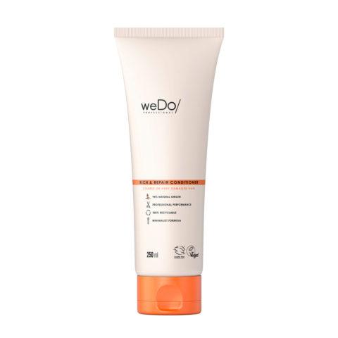 weDo Rich & Repair Acondicionador nutritivo para cabello encrespado y muy dañado 250ml