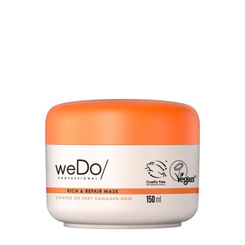 weDo Rich & Repair Mascarilla nutritiva para cabello encrespado o muy dañado 150ml