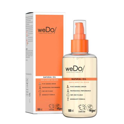 weDo Natural Oil Aceite Perfumado Para Cuerpo y Cabello 100ml