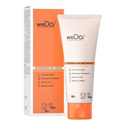 weDo Moisturising Day Cream Crema Hidratante para Cabello y Manos 90ml