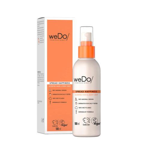 weDo Spread Happiness Spray perfumado para cabello y cuerpo 100ml