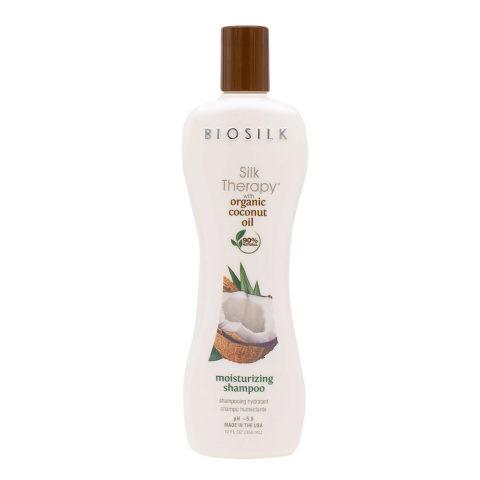 Biosilk Silk Therapy With Coconut Oil Champú Hidratante 355ml