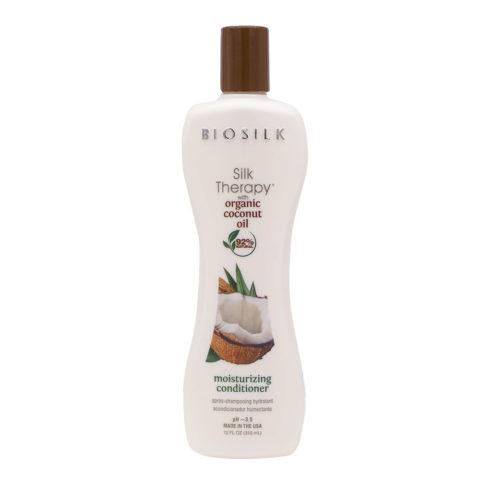 Biosilk Silk Therapy With Coconut Oil Bálsamo Hidratante 355ml