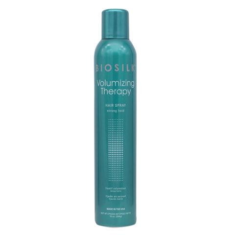 Biosilk Volumizing Therapy Hairspray Laca Fuerte Volumizante 284gr