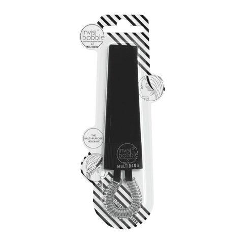 Invisibobble Multiband Banda de pelo negro