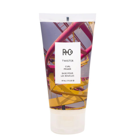 R+Co Turntable Crema Definidora de Rizos 147ml