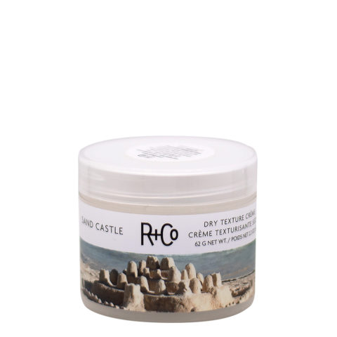 R   Co Sand Castle Dry Textura  Crema Para Cabello de Playa 62gr