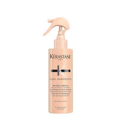 Kerastase Curl Manifesto Refresh Absolu 190ml - spray de definición rizado
