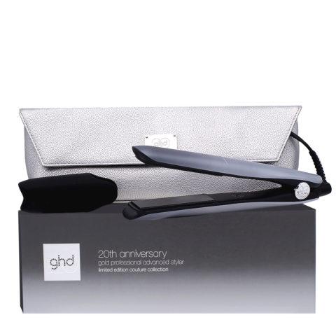 Plancha moldeadora profesional GHD Gold Edición limitada en Chrome Ombrè