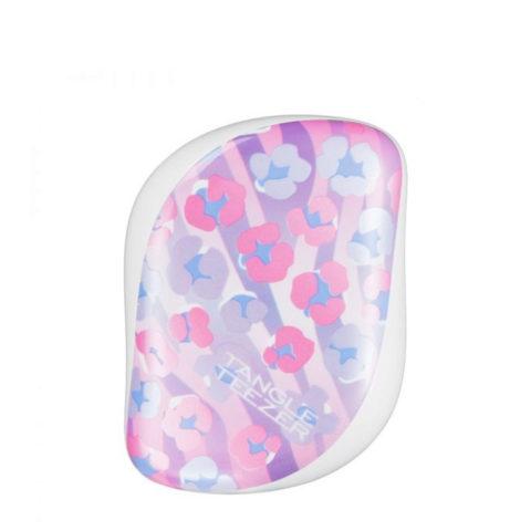 Tangle Teezer Compact Styler Digital Skin Pink Lilac - cepillo para desenredar