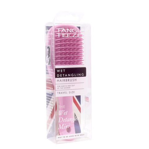 Tangle Teezer The Wet Detangler Small Baby Pink Sparkle