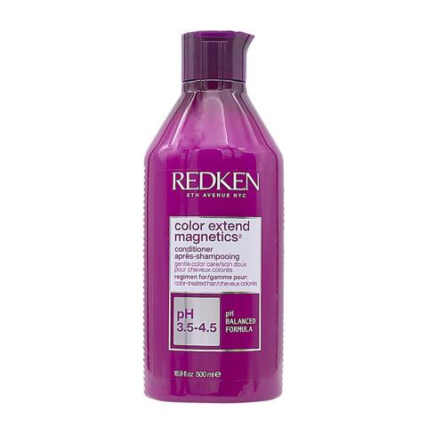Redken Color Extend Magnetics Acondicionador Formato Especial Acondicionador para cabello teñido 500ml