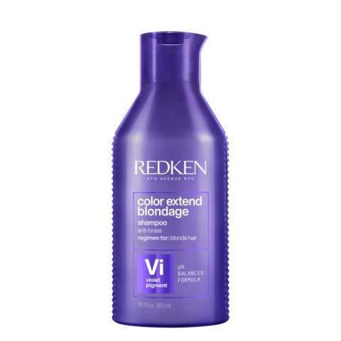 Redken Color Extend Blondage Shampoo 300ml - champú anti-amarillo