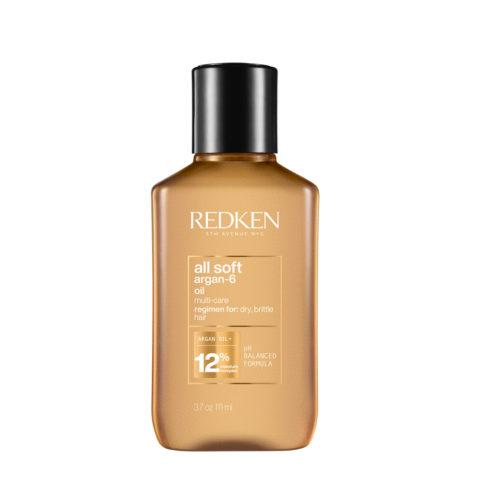 Redken All Soft Argan Oil 90ml - aceite nutritivo