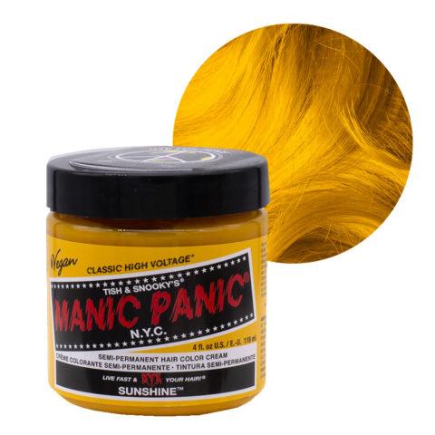 Manic Panic Classic High Voltage Sunshine  118ml - Crema colorante semipermanente