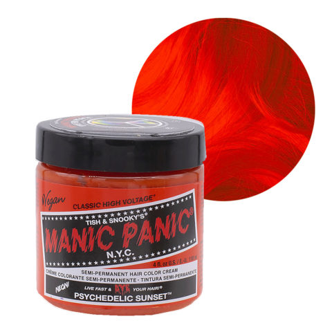 Manic Panic Classic High Voltage Psychedelic Sunset  118ml - Crema colorante semipermanente