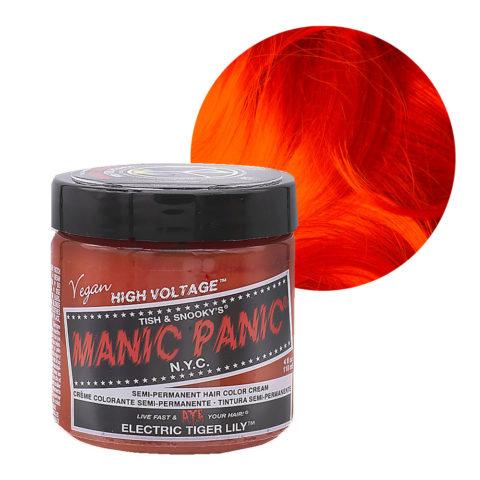 Manic Panic Classic High Voltage Electric Tiger Lily 118ml - Crema colorante semipermanente