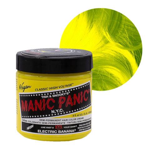 Manic Panic Classic High Voltage Electric Banana  118ml - Crema colorante semipermanente