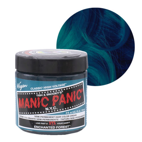 Manic Panic Classic High Voltage Enchanted Forest  118ml - Crema colorante semipermanente