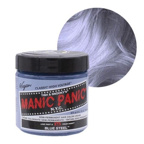 Manic Panic Classic High Voltage  Blue Steel 118ml  - Crema colorante semipermanente