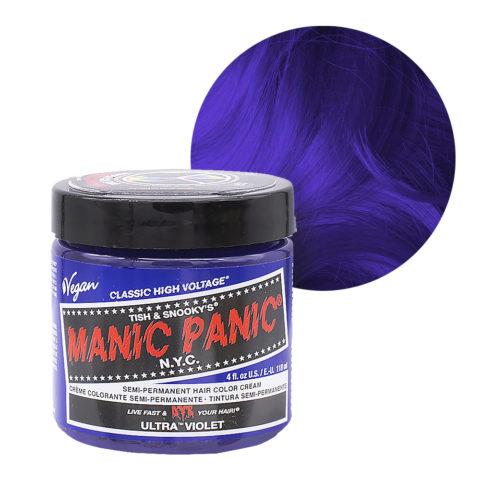 Manic Panic Classic High Voltage  Ultra Violet 118ml - Crema colorante semipermanente