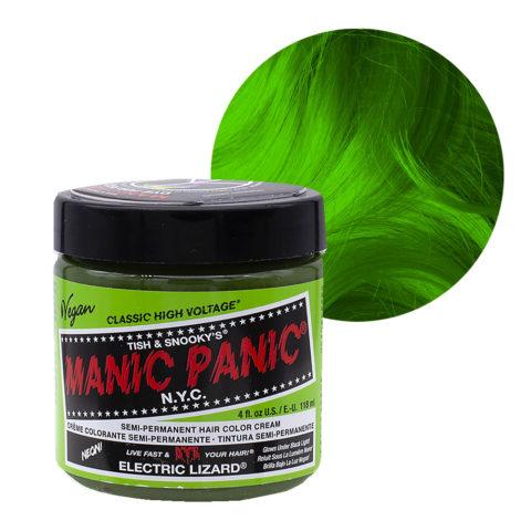 Manic Panic Classic High Voltage Electric Lizard 118ml - Crema colorante semipermanente