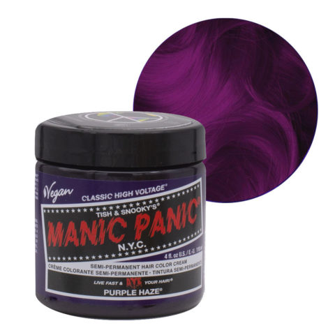 Manic Panic Classic High Voltage Purple Haze Classic Creme 118ml