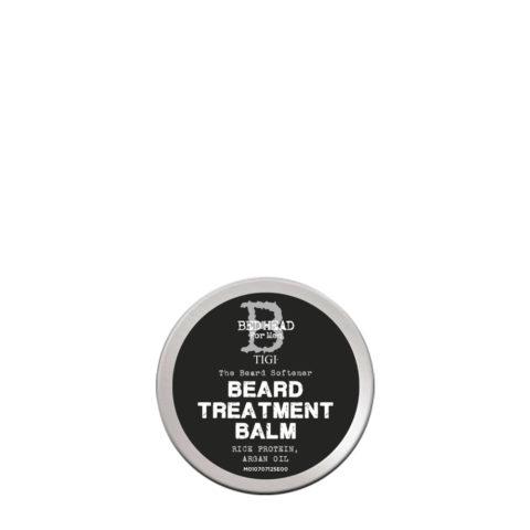 Tigi Bed Head for Man Bálsamo de tratamiento de barba de suavidad intensa 125ml - bálsamo de barba