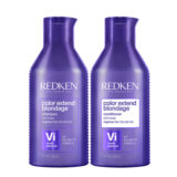 Redken Color Extend Blondage Kit Anti-Amarillo Shampoo 300ml Conditioner 300ml