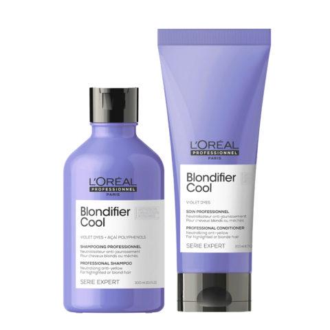 L'Oréal Professionnel Paris Serie Expert Blondifier Kit Shampoo 300ml Conditioner 200ml