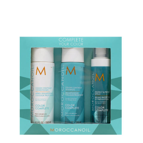 Moroccanoil Color Complete Kit