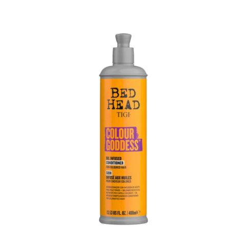 Tigi Color Goddess Conditioner 400ml - acondicionador hidratante