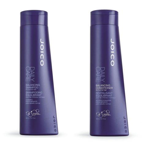Joico Daily care Kit1 Balancing shampoo 300ml Conditioner 300ml