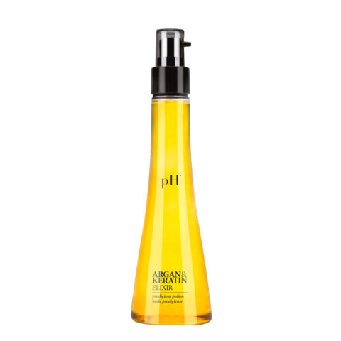 PH Laboratories Argan and Keratin Elixir 100ml - Suero Reestructurante