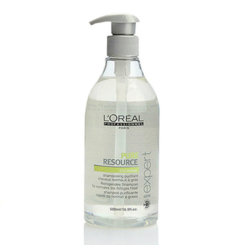 L'Oreal Pure Resource Citramine Shampoo 500ml