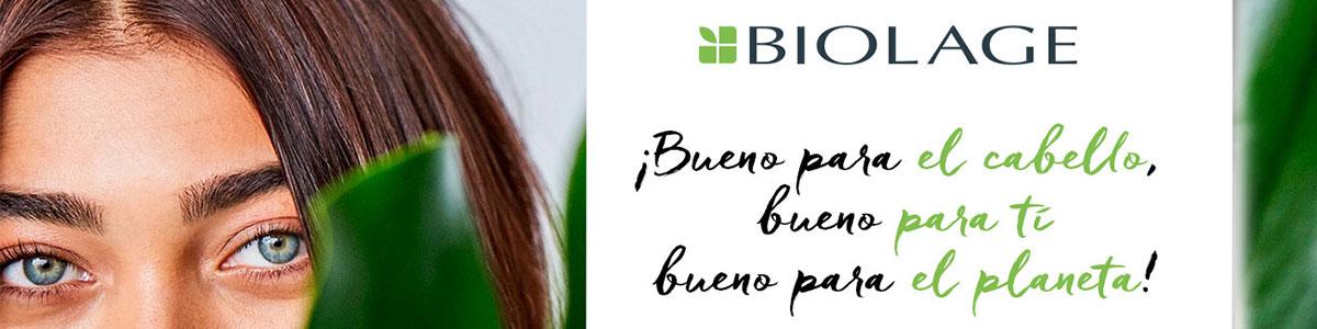 Biolage Matrix, productos naturales para el cabello