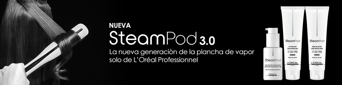 SteamPod 3.0 L'Oreal Professionnel